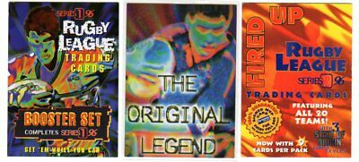 AU139.95 • Buy 1996 Series 1 & 2 INSERTS Trading Cards *Pick From List Below*