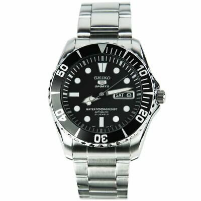 $ CDN225.91 • Buy SEIKO 5 SPORTS AUTOMATIC MENS DIVER WATCH SNZF17K1 SNZF17 100% Authentic