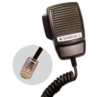 £19.95 • Buy Dm-523-p8m Taxi Two Way Radio Microphone With Rj45 Type Connector Motorola Gm300