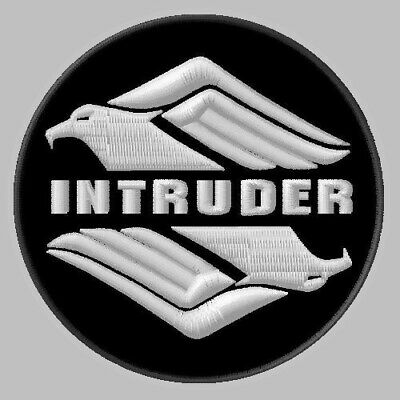 $11 • Buy Suzuki Intruder Eagle Embroidered Patch ~3  Motorcycles Vl1500 Cruiser Vs1400 #2
