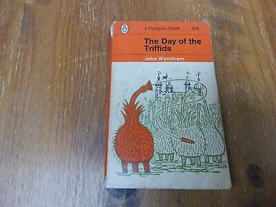 A Penguin Book: John Wyndham - The Day Of The Triffids, 1963 • 4£