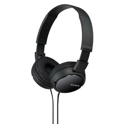 Sony MDRZX110B Stereo Monitor Over-Ear Foldable Headphones-Black • 17.49£
