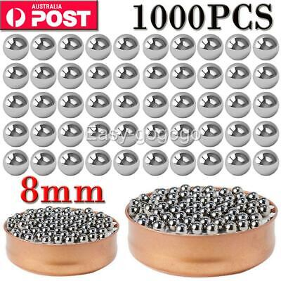 AU20.99 • Buy 1000-2000PCS Replacement Parts 8mm Bike Bicycle Carbon Steel Loose Bearing Ball