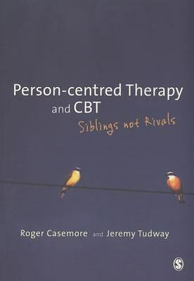 £29.08 • Buy Person-Centred Therapy And CBT : Siblings Not Rivals By Roger Casemore And...