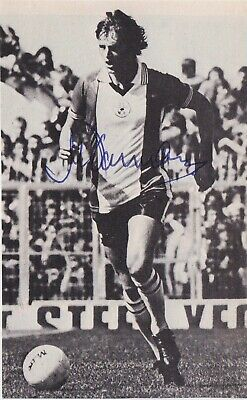 £4 • Buy MICK CHANNON (Southampton Man City Norwich Portsmouth FC) Hand SIGNED Picture