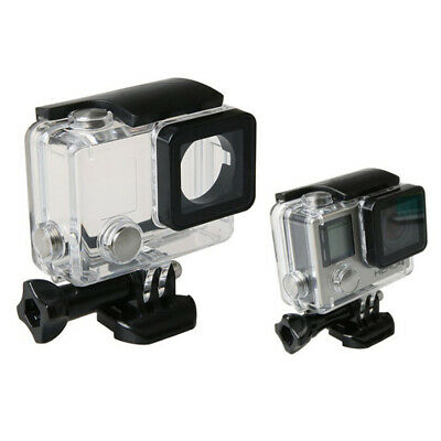 $ CDN13.66 • Buy Waterproof Skeleton Housing Protective Camera Case Cover For GoPro Hero 4 3 Fo12