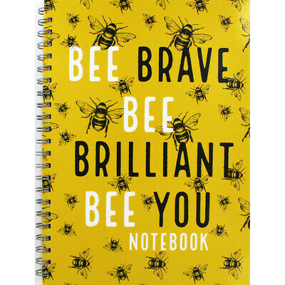 £5 • Buy A4 Wiro Bee Lined Notebook, Stationery, Brand New