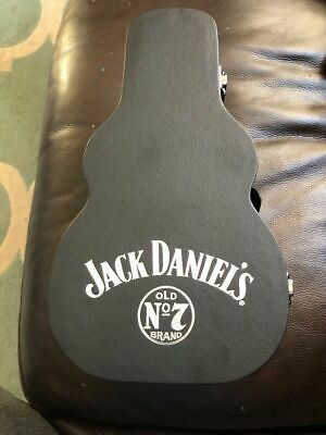 Jack Daniels Limited Edition Guitar Bottle Case StoppeR RARE COLLECTORS ITEM NEW • 59.99£