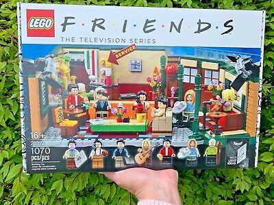 $94.88 • Buy LEGO FRIENDS 25th Anniversary CENTRAL PERK (21319) Exclusive Set NEW IN HAND
