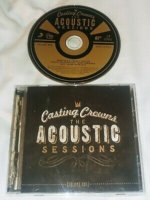 $2.98 • Buy CASTING CROWNS The Acoustic Sessions Volume One CD 2013 Reunion Records