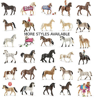 SCHLEICH Horse Club Toy Figures - 40 Styles • 12.17£