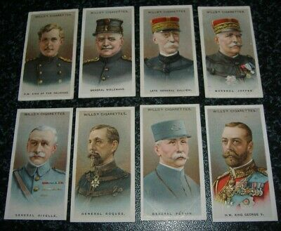 Wills - Allied Army Leaders - Choose From Selection • 1.25£