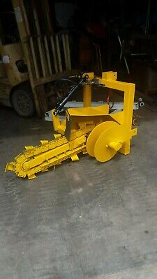 AU4495 • Buy Tractor Driven Chain Trencher