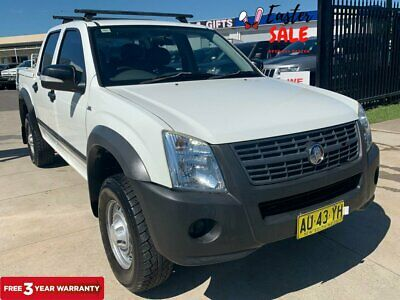 AU5800 • Buy 2008 Holden Rodeo RA MY08 LX Utility Crew Cab 4dr Auto 4sp 4x2 1122kg 3.6i A