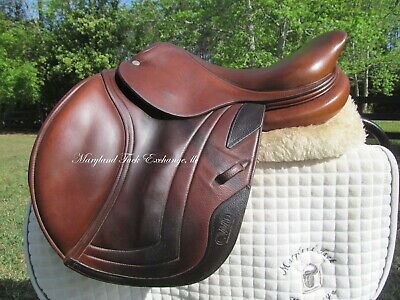 $ CDN3518.22 • Buy 15.5/16  CWD SE02 CALF French Close Contact Child/pony Jumping Saddle-2011 Model
