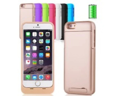 AU39.95 • Buy 3200mAh Charger Case For IPhone 6