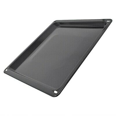 £16.95 • Buy Cooker Oven Grill Pan Enamel Roasting  Baking Tray 422 X 370 X 20mm For BOSCH