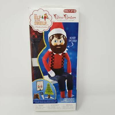 AU21.37 • Buy Elf On The Shelf Claus Couture Collection - Lumberjack Outfit W/ Accessories NEW
