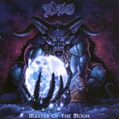 $16.98 • Buy Dio **Master Of The Moon **BRAND NEW 2 CD SET
