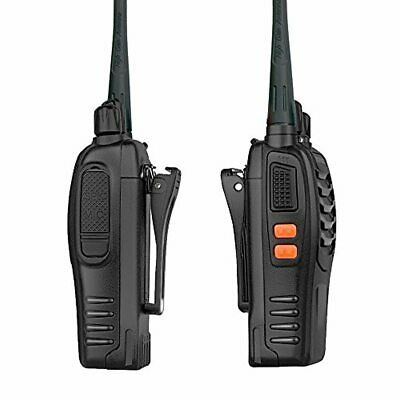$ CDN236.68 • Buy Walkie Talkies Long Range Rechargeable 2 Way Radio UHF 400-470MHz 16-Channel NEW