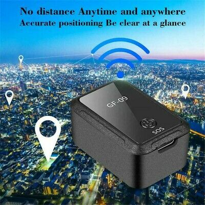 GPS Tracker Realtime GPRS GSMVehicle Spy Car Tracking Device Anti-theft Locator • 15.79£