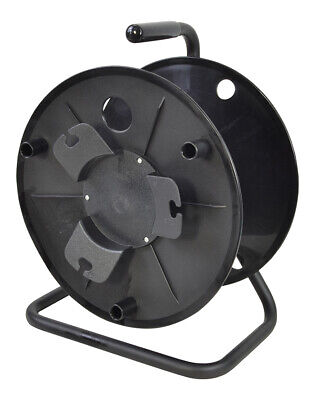 £18.95 • Buy Extra Large Empty Cable Reel, Drum For Microphone Leads, Power Cable Or Rope
