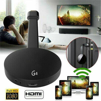 AU23.99 • Buy For Chromecast 4th Generation HDMI Digital Video Media Streamer Android IOS