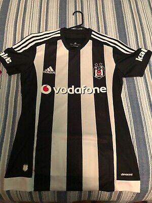 $30 • Buy NWOT Authentic Men's Besiktas Adidas Soccer Football Jersey Shirt Medium Turkey