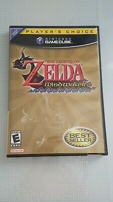 $50 • Buy Legend Of Zelda: The Wind Waker  (GameCube, 2003) Complete CIB Free Ship