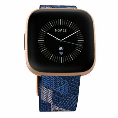 $ CDN732.91 • Buy Fitbit Fit Bit Versa2 Vasa 2 Fitness Smart Watch Fb507Rgnv With Special Edition