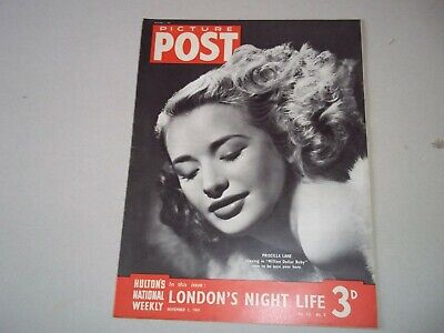 Picture Post Magazine 1 November 1941 London Nightlife , Bomb Manufacture • 6.50£