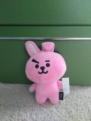 $12 • Buy AUTHENTIC BTS BT21 Jungkook Cooky Plush Key Chain