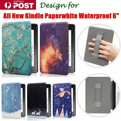 AU18.99 • Buy For All New Kindle Paperwhite 4 Waterproof 6  10 Gen Pattern Handle Cover Case