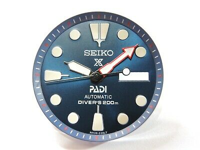 $ CDN49.45 • Buy New Seiko Replacement Padi Dial,hands W/ Minute Track Day/date Will Fit Skx007