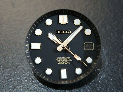 $ CDN82.87 • Buy New Aftermarket Mm300 Dial,minute Track, Hands Set Will Fit Seiko Skx007