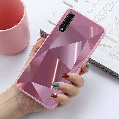 Luxury Silicone 3D Diamond Bling Phone Cover Slim Case For Samsung Galaxy S20 • 4.59£