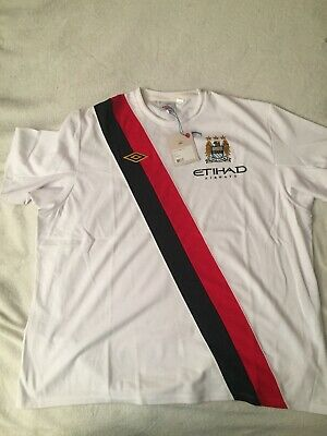 $25 • Buy Umbro Manchester City Soccer Jersey Size 54 2XL XXL Brand New