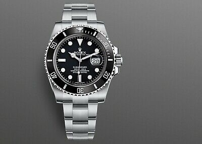 AU18801 • Buy Rolex Submariner New 116610LN Model. Presents AS NEW. All Tags, Boxing, Warranty