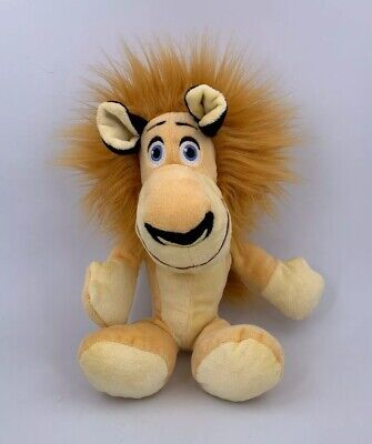 """Dreamworks Madagascar Alex The Lion 12"""" Tall Lovely Condition • 8£"""