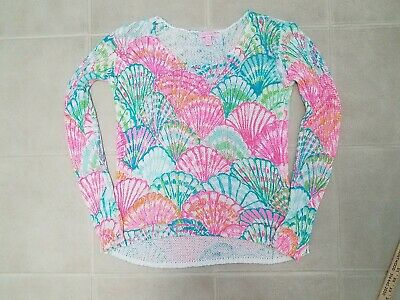 $24.99 • Buy Women's Lilly Pulitzer Amory Sweater Style 17675 Pullover Small S