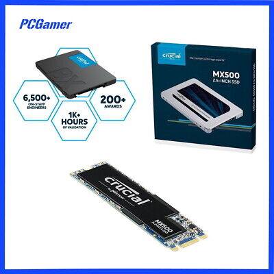 AU150 • Buy Crucial BX500  MX500   Solid State Drive SSD 2.5
