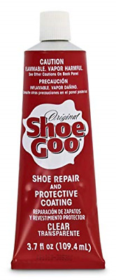 $7.95 • Buy Shoe Goo Repair Adhesive For Fixing Worn Shoes Or Boots, Clear, 3.7-Ounce