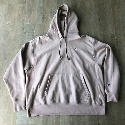 AU100 • Buy Champion Reverse Weave Rose Urban Outfitters Exclusive Hoodie Jumper XXL