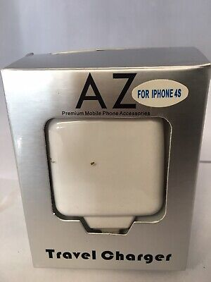 Generic - AZ Premium Mobile Phone Accessories IPhone 4/4S Charger - Boxed • 2.19£