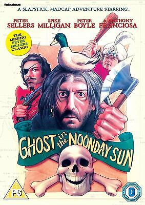 £6.99 • Buy Ghost In The Noonday Sun (DVD) Peter Sellers, Anthony Franciosa, Spike Milligan