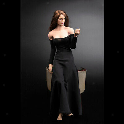 $27.69 • Buy 1/6 Evening For Kumik Enterbay Action Figure Body Dress Up Accessories Black