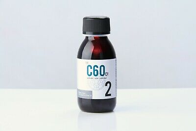 AU71.15 • Buy C60 Organic Italian Olive Oil - Purest C60 In The World - Solvent Free