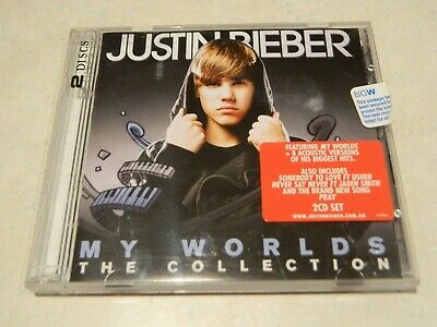 AU10 • Buy Justin Bieber ‎My Worlds - The Collection 2CD