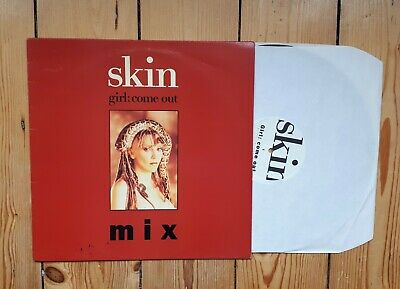 Skin Girl Come Out 12  Swans M Gira Jarboe • 7.50£