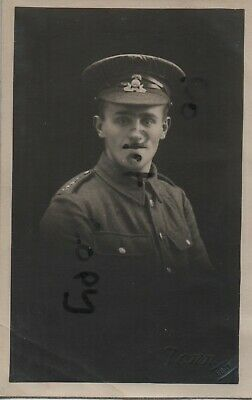 WW1 Soldier Lancashire Fusiliers TF Territorial • 12.99£